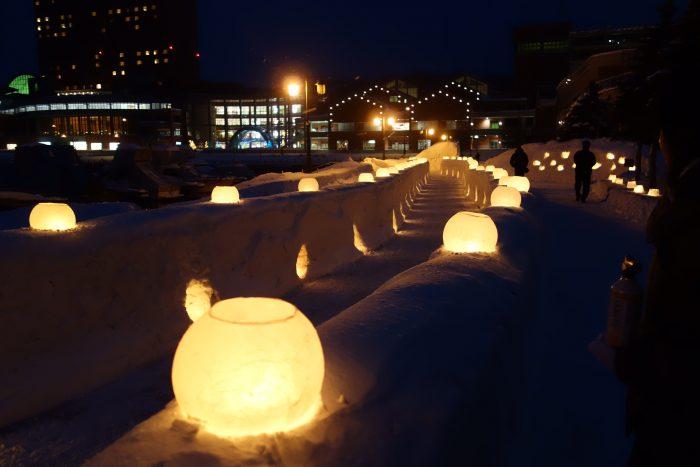 小樽雪あかりの路20